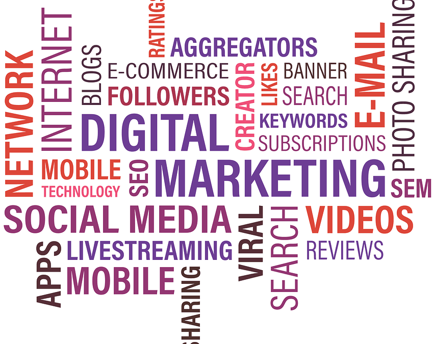 Las Salidas Profesionales del Marketing Digital Más Demandadas